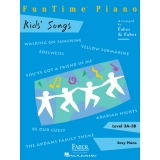FunTime Piano Kids' Songs Level 3A-3B