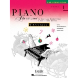 Piano Adventures Christmas Book Level 1