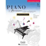 Piano Adventures Christmas Book Level 2A