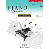 Piano Adventures Christmas Book Level 3A