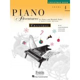 Piano Adventures Christmas Book Level 4