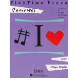 PlayTime Piano Favorites Level 1