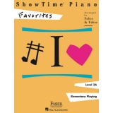 ShowTime Piano Favorites Level 2A