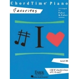 ChordTime Piano Favorites Level 2B