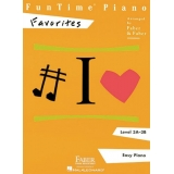 FunTime Piano Favorites Level 3A-3B