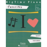 BigTime Piano Favorites Level 4