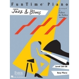 FunTime Piano Jazz & Blues Level 3A-3B