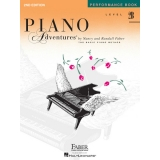 Piano Adventures Performance Book Level 2B