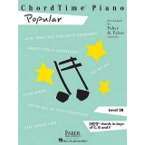 ChordTime Piano Popular Level 2B