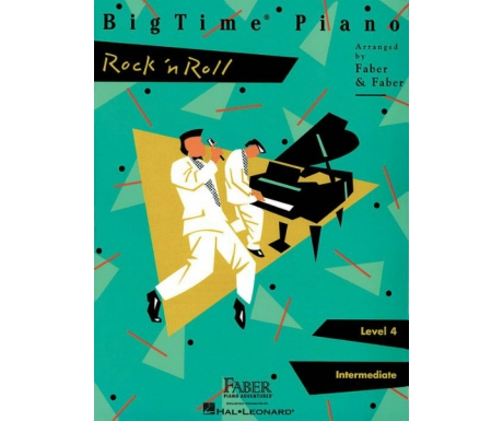 BigTime Piano Rock 'n Roll Level 4