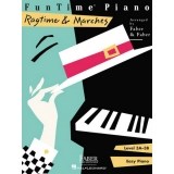 FunTime Piano Ragtime & Marches Level 3A-3B