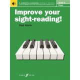 Improve Your Sight-Reading! Piano Grade 2 (with Online Audio)