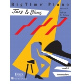 BigTime Piano Jazz & Blues Level 4