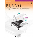 Piano Adventures Technique & Artistry Book Level 2B