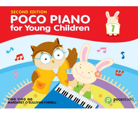 Poco Piano for Young Children 1 (Second Edition)
