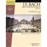 J. S. Bach: First Lessons in Bach (Schirmer Performance Editions with Audio Access)