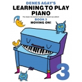 Denes Agay's Learning to Play Piano Book 3 - Moving On!