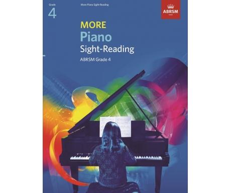 More Piano Sight-Reading ABRSM Grade 4