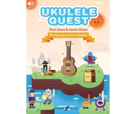 Ukulele Quest (with Audio)