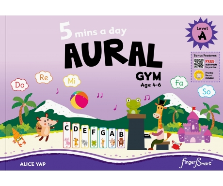 5 Mins a Day Aural Gym Level A (with Audio Tracks)