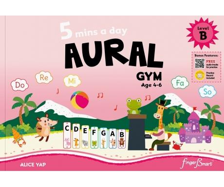 5 Mins a Day Aural Gym Level B (with Audio Tracks)