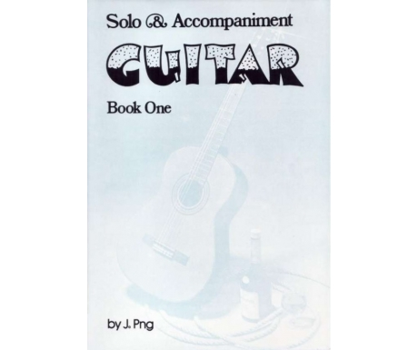 Solo & Accompaniment Guitar Book One