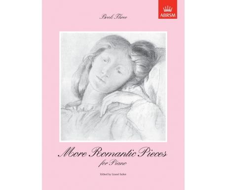 More Romantic Pieces for Piano Book Three
