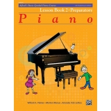 Alfred's Basic Graded Piano Course Lesson Book 2 · Preparatory