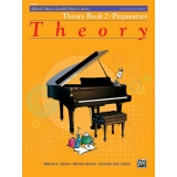 Alfred's Basic Graded Piano Course Theory Book 2 · Preparatory