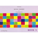 Introducing Music Theory for Young Beginners Book 1
