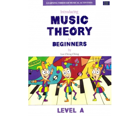 Introducing Music Theory to Beginners Level A