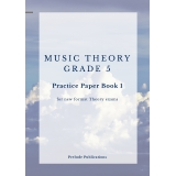 Music Theory Grade 5 Practice Paper Book 1