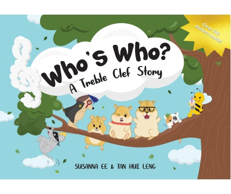 Who's Who? - A Treble Clef Story