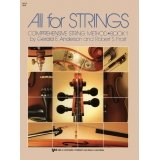 All for Strings: Viola Book 1