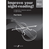 Improve Your Sight-Reading! Violin Levels 7-8