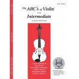 The ABCs of Violin for the Intermediate - Book 2 (with Downloadable MP3 + PDF)