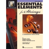 Essential Elements for Strings: Cello Book 2 (with Online Resources)