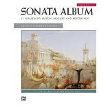 Sonata Album Volume I: 12 Sonatas by Haydn, Mozart and Beethoven