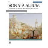 Sonata Album Volume II: 10 Sonatas by Haydn, Mozart and Beethoven