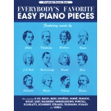 Everybody's Favorite Easy Piano Pieces