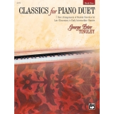 Classics for Piano Duet Book One