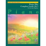 Alfred's Basic Piano Library Praise Hits Complete Levels 2 & 3