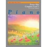 Alfred's Basic Piano Library Praise Hits Complete Level 1