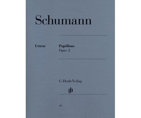 Schumann: Papillons Opus 2