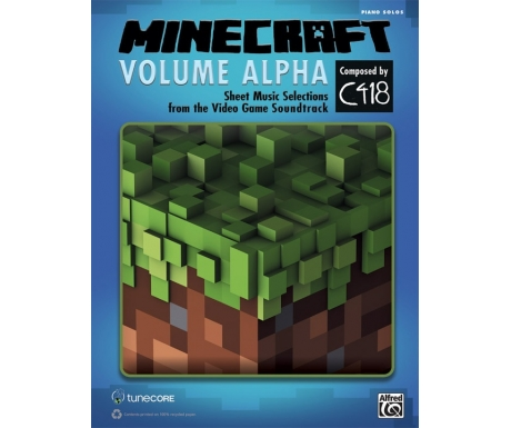Minecraft: Volume Alpha (Piano Solos)