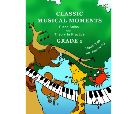 Classic Musical Moments Grade 1