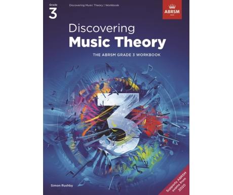 Discovering Music Theory Workbook Grade 3