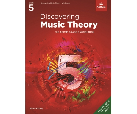 Discovering Music Theory Workbook Grade 5