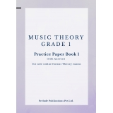 Music Theory Grade 1 Practice Paper Book 1