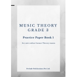 Music Theory Grade 3 Practice Paper Book 1